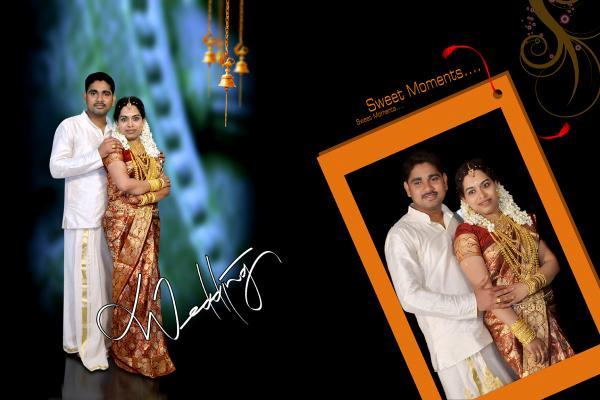 The Gallery For Gt Kerala Wedding Digital Album